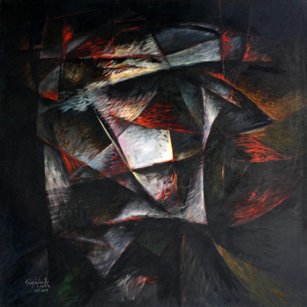 Nostalgic Moments Fine Art Abstract Art