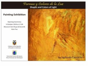 Shapes and Colors of the Light - A collection of original abstract art by Sigifredo Camacho.
